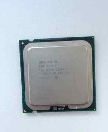 Процессор Intel Pentium D 915 2.8 ггц