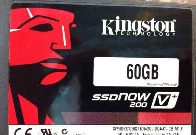 SSD Kingston 60 Gb