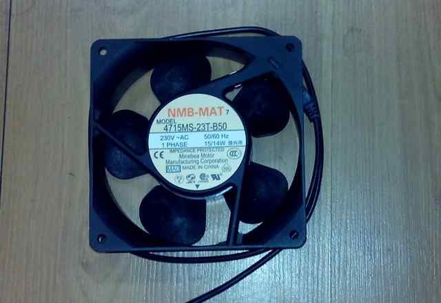 Вентилятор на 220вольт