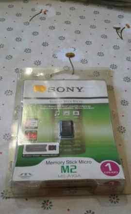 Memory Stick Micro M2