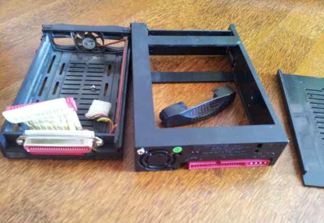 Кейс HDD Box udma 133 под IDE харды