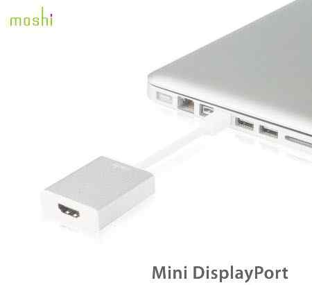 Оригинальный Moshi Mini DisplayPort to Hdmi