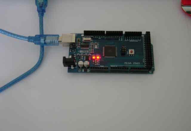 Arduino mega2560 R3 + USB кабель