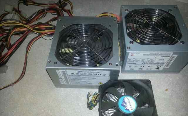 Блок питания powerman 300W