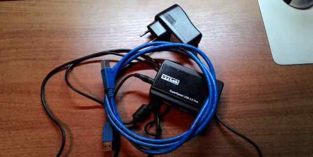 USB 3.0 HUB разветвитель хаб STLab U-630