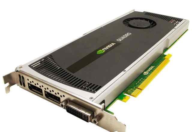 Видеокарта Quadro 4000 38XNM 2GB б/у