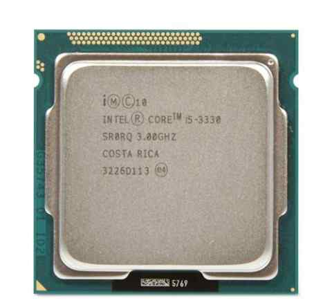 Процессор Intel Core i5 3330