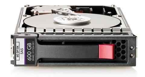 Жесткий диск б/у HP 600Gb SAS 3.5