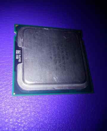 Процессор Socket 775 Intel Core 2 Duo E6300 1.86Gh