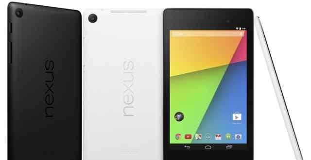 Nexus 7 II 2013 в хорошем состоянии