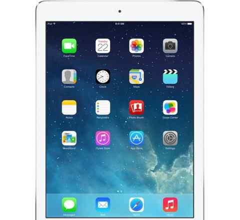 iPad air wi-fi + cellular 128gb
