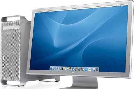 Mac Pro + Apple cinema display 30