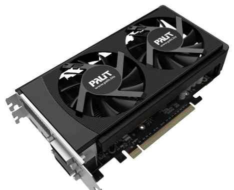 Palit GeForce GTX 650 Ti Boost