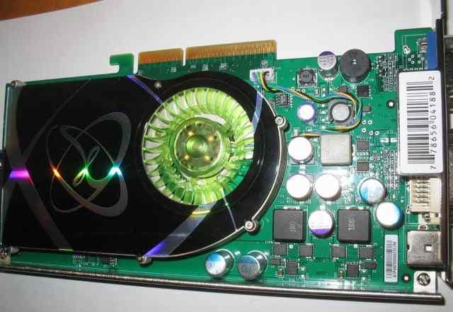 AGP GF 7800 GS 256MB XFX