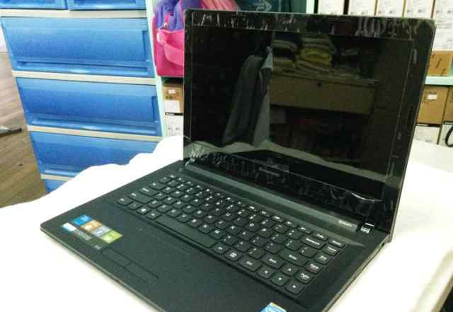 Новый компактный Lenovo G40-30 в упаковке