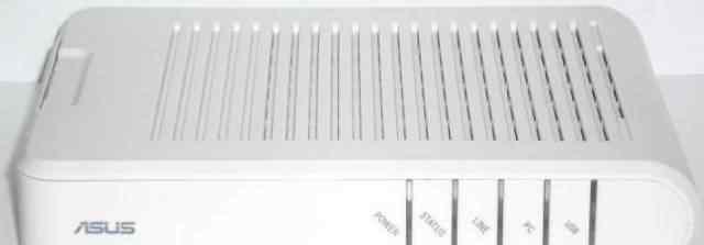 Adsl роутер asus AAM6010EV adsl Ethernet+ USB Comb