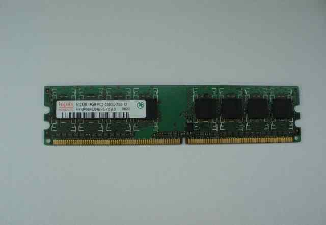 Hynix PC2-5300 512Mb