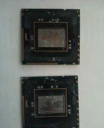 процессоры lga1366 e5520, пара
