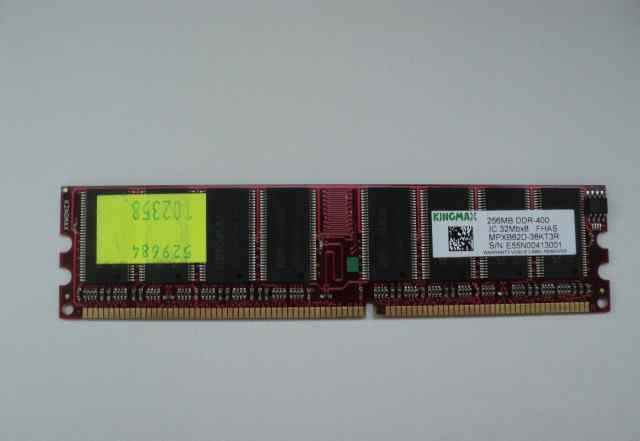 Kingmax DDR400 256Mb