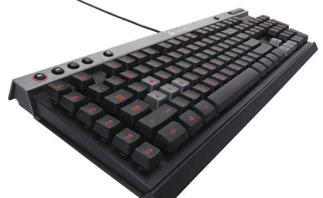 Новая в упаковке клавиатура Corsair Raptor K40