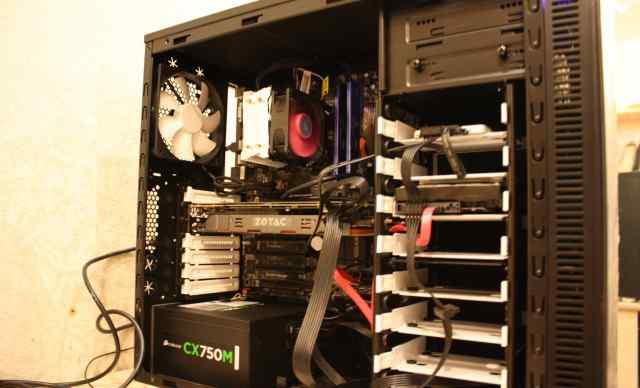 Core i5-4690 16Gb GeForce GTX 980 4Gb ssd 128