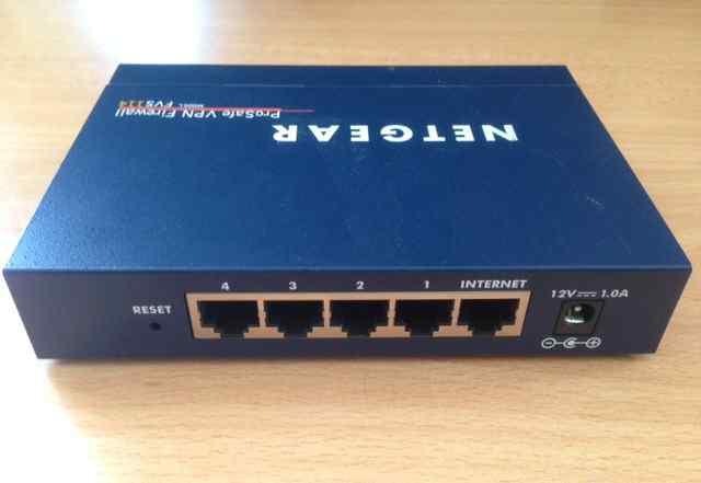 Межсетевой экран netgear ProSafe VPN Firewall