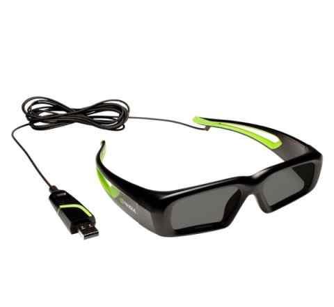Очки nVidia 3d vision