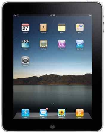 iPad 1 64GB 3G+ wifi