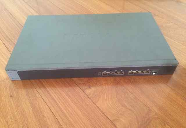 Коммутатор netgear ProSafe XS708E 10Гб/с