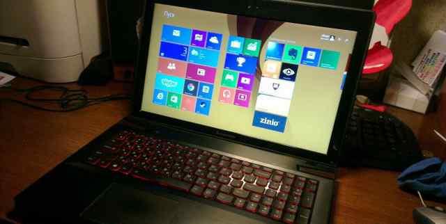 Lenovo Y500 (i7/8GB/1000GB/GT650Mx2 SLI/FullHD)