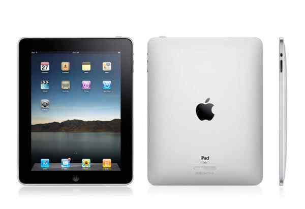 iPad первого поколения 32GB WI-FI black