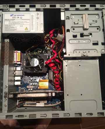 Системный блок AMD Phenom2 3.1/4gb/500gb/1gb