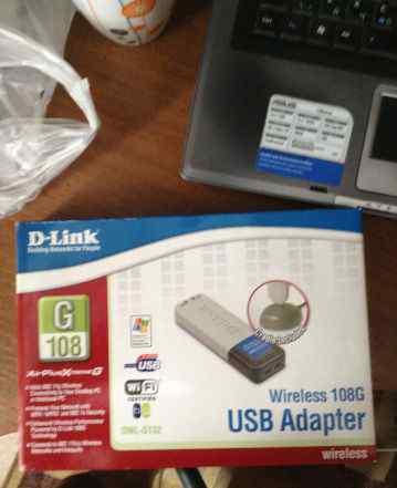 D-link DWL-G132