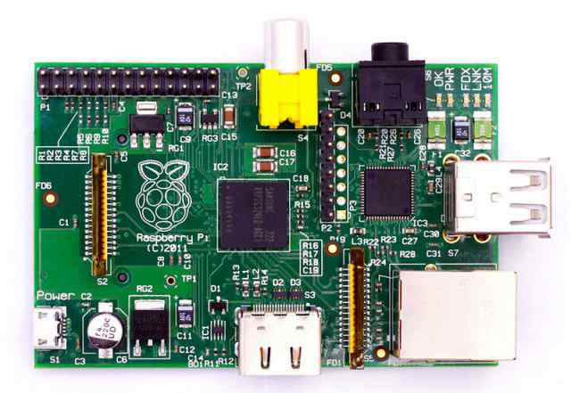 Новый Raspberry Pi Model B