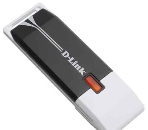 WiFi-адаптер D-Link DWA-140