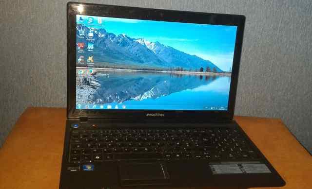 Ноутбук Emachines E644G