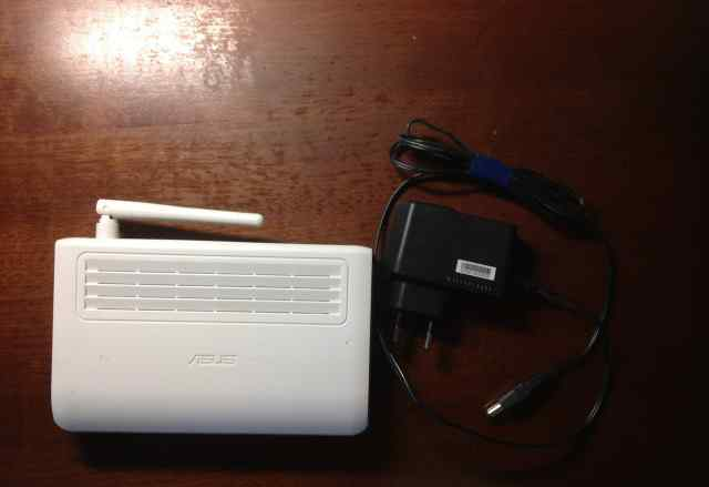 Wi-fi роутер asus RT-G32