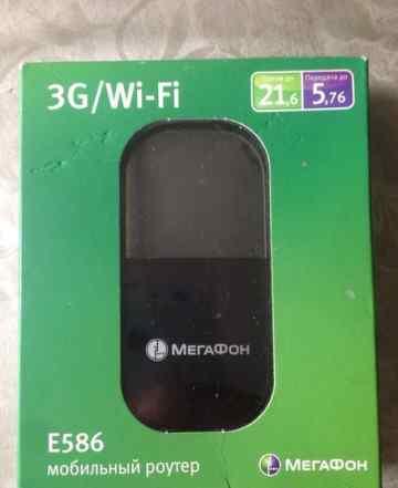 Мобильный роутер megafon e586
