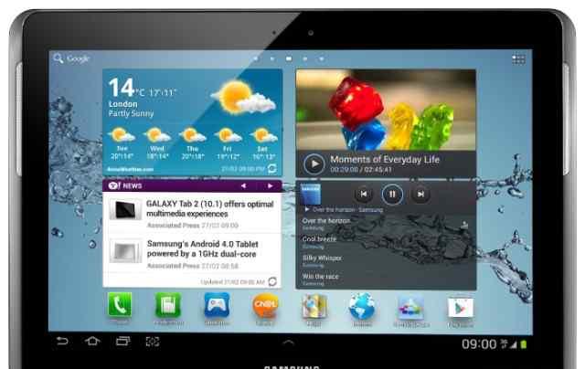 Samsung Galaxy Tab 2 10.1 P5110 16Gb WI-FI