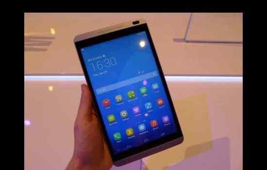 Новый планшет Huawei MediaPad M1