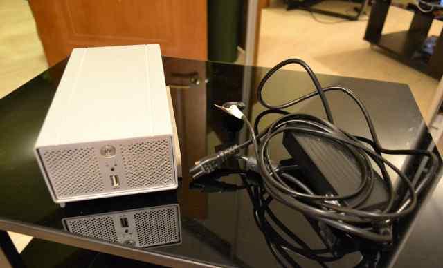 Сетевой дисковый массив i-Stor IS607