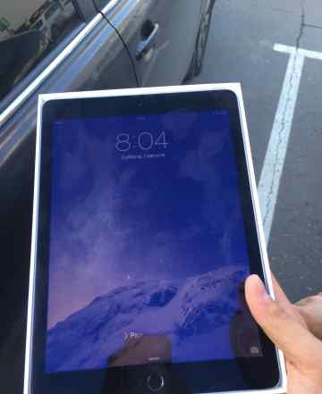 Apple iPad Air 2 128gb wifi+ 4g