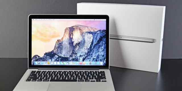 MacBook Pro с дисплеем Retina, 2015 года