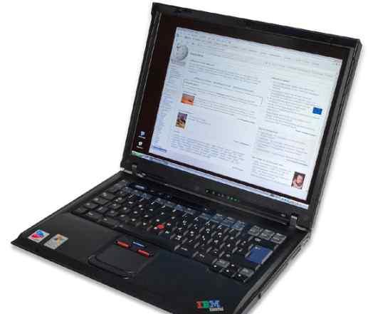IBM ThinkPad на запчасти + оригинальная зарядка