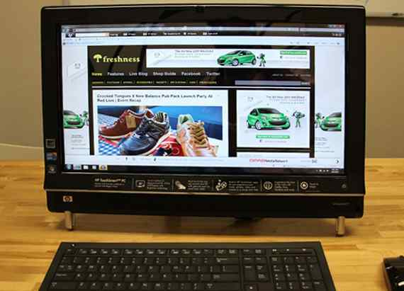 Моноблок HP TouchSmart 600 PC