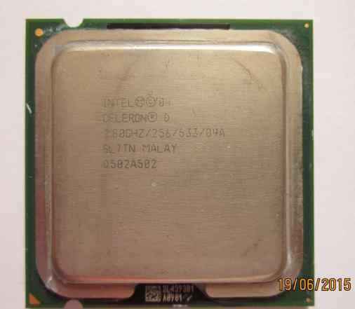 Intel Celeron D, 2.80 GHz