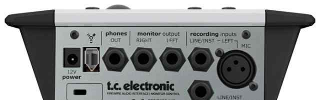 TC Electronic Konnekt 6 + контроллер STLab F-261