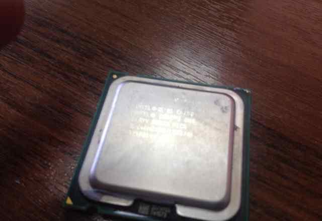 Двухядерный Intel Core2 Duo Processor E6750