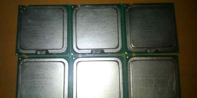 процессор Intel Core 2 Duo E6300