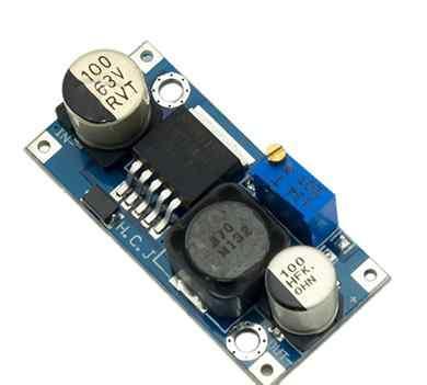 Dcdc преобразователь на LM2596